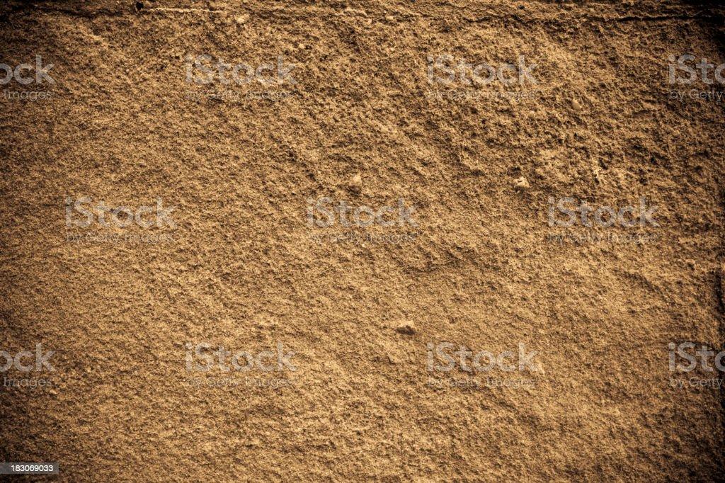 Rough sandstone texture stock photo