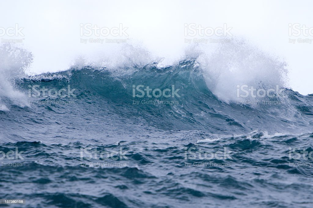 Rough Sea 4 royalty-free stock photo