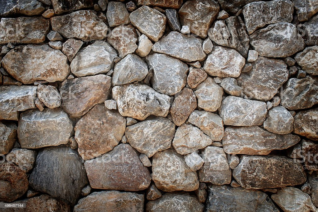 Rough stone background for pattern stock photo