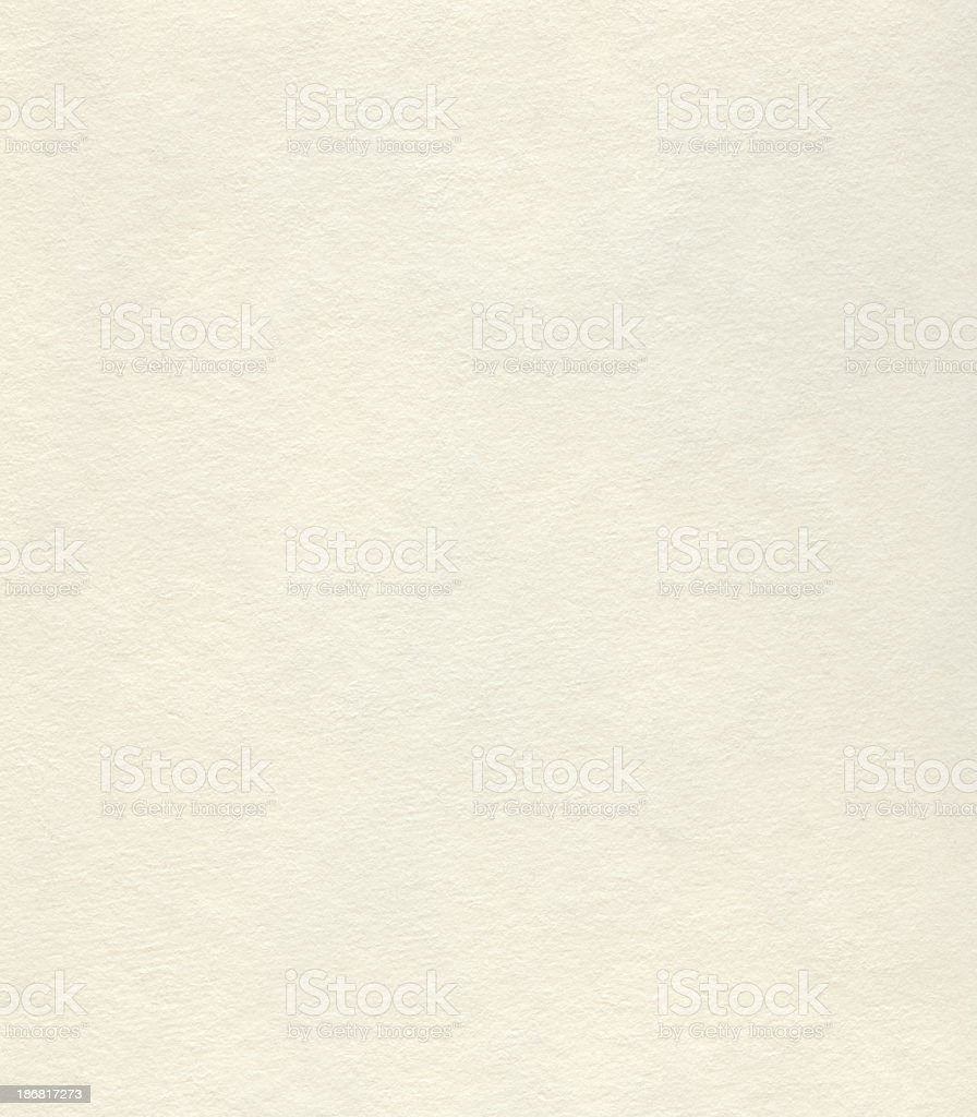A rough textured pearl white paper stock photo