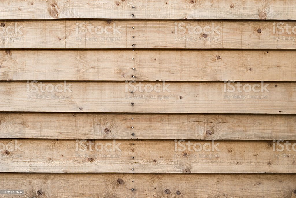 Rough wooden board royalty-free stock photo