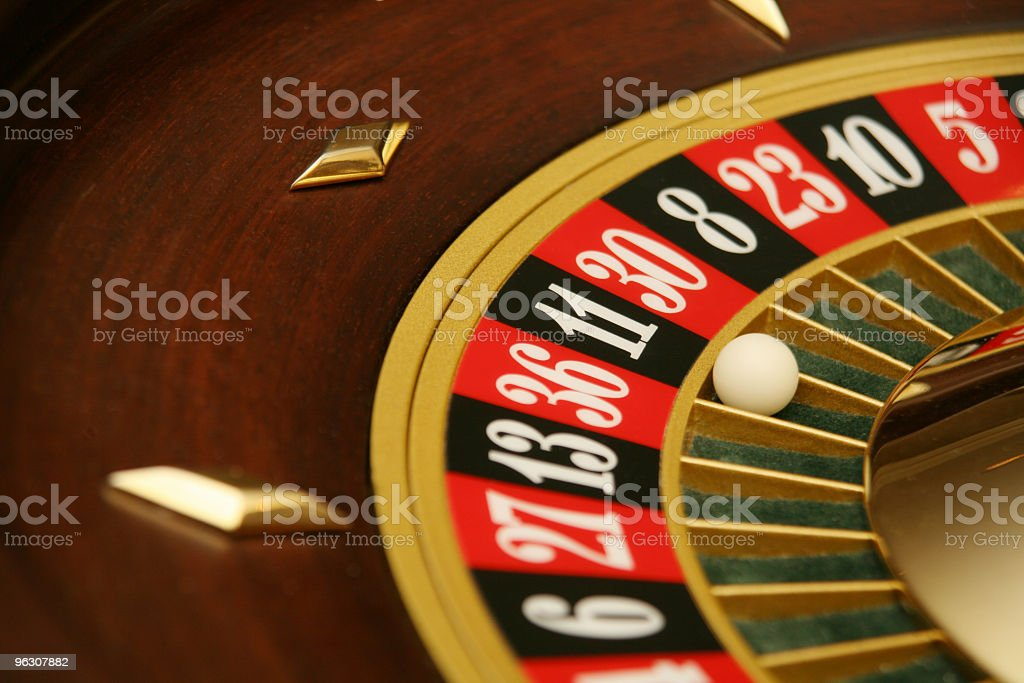 Roulette 11 royalty-free stock photo