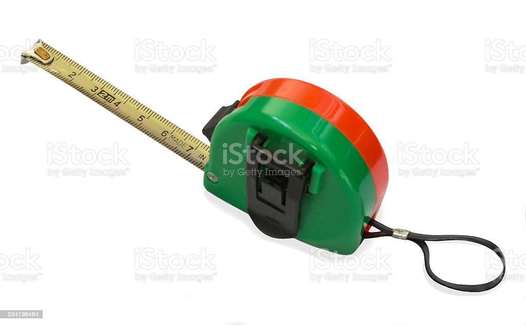 Roulette with red and green body housing stock photo