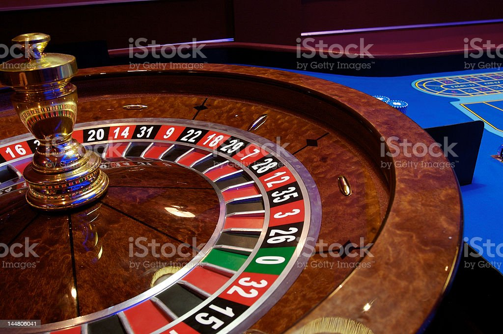 roulette XL royalty-free stock photo