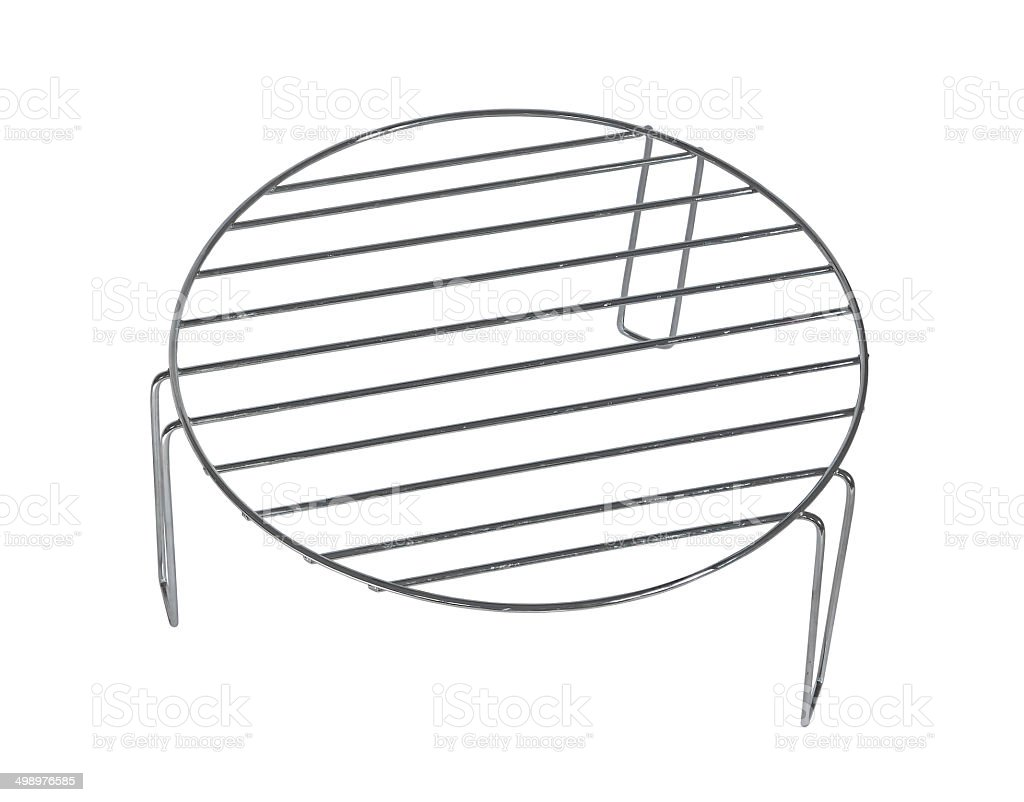 round grill royalty-free stock photo