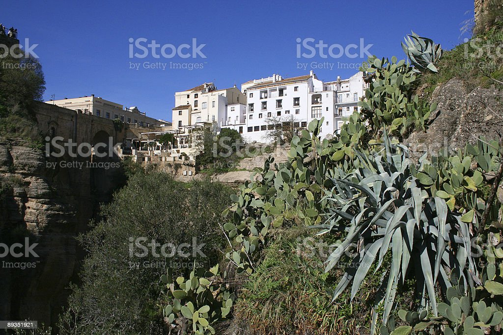 Ronda royalty-free stock photo