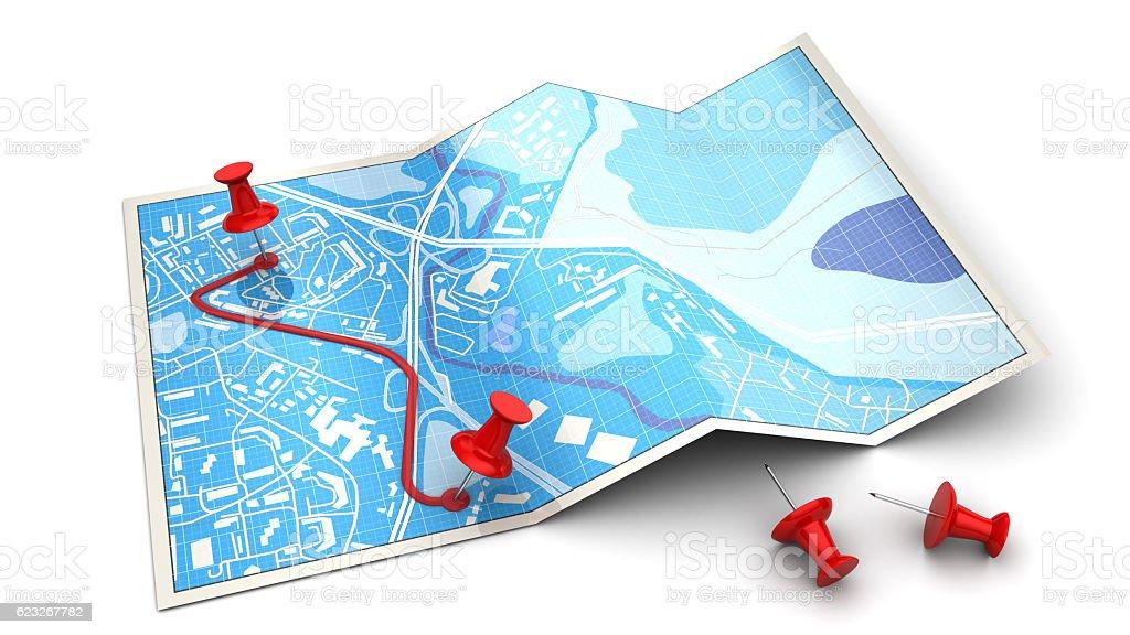 route stock photo