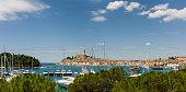 Rovinj Croatia View From The Marina
