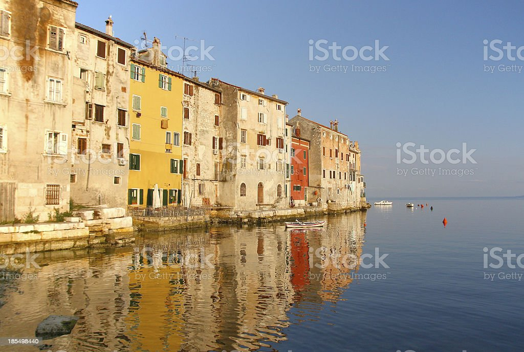 Rovinj (Croatia) stock photo