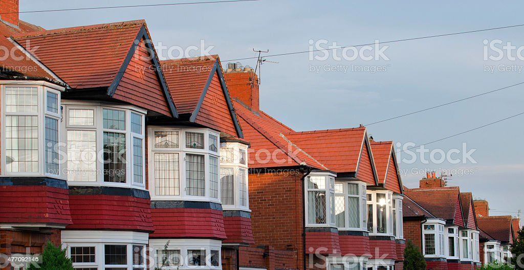 Semi Detached House semi detached house pictures, images and stock photos - istock