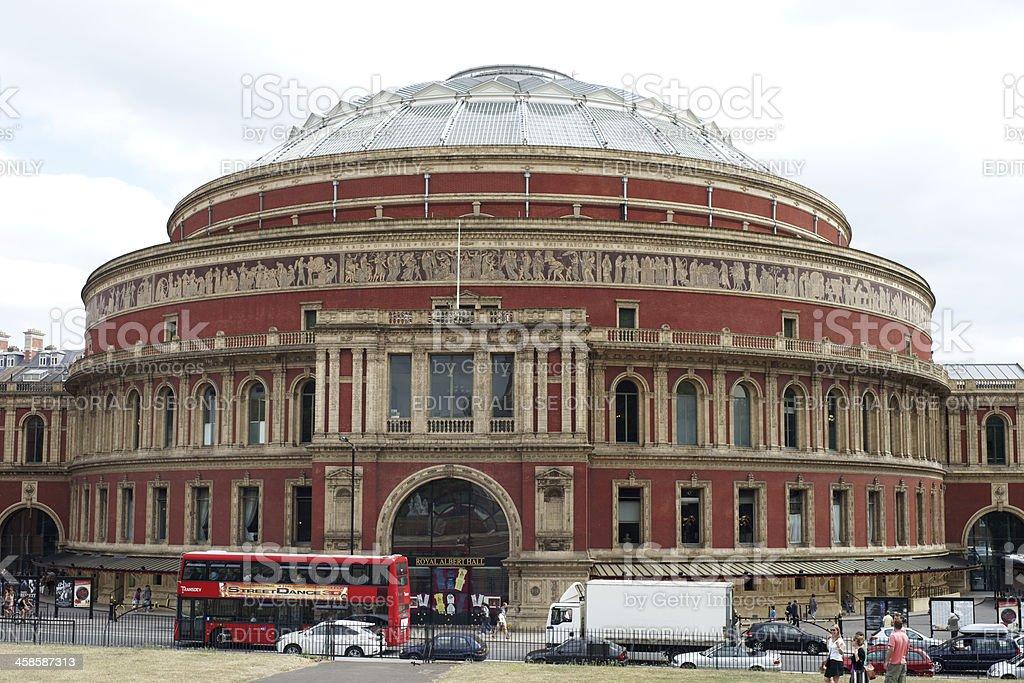 Royal Albert Hall - London stock photo