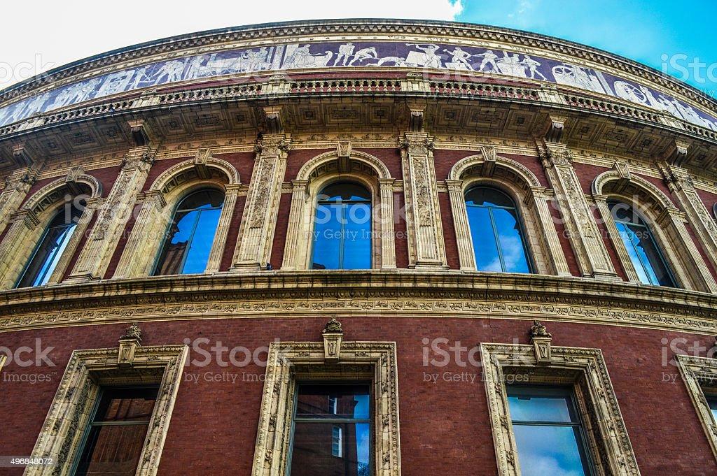Royal Albert Hall - London, UK stock photo