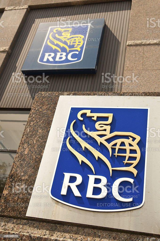 Royal Bank stock photo