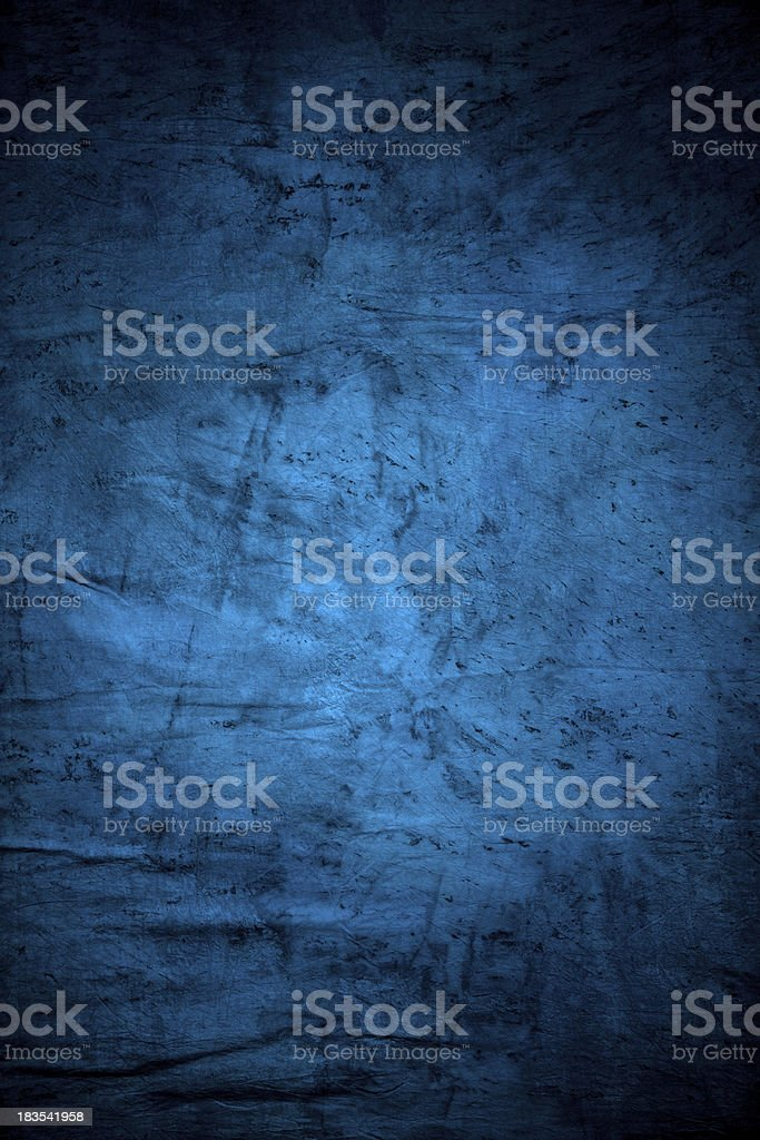 Royal Blue Textured Background stock photo