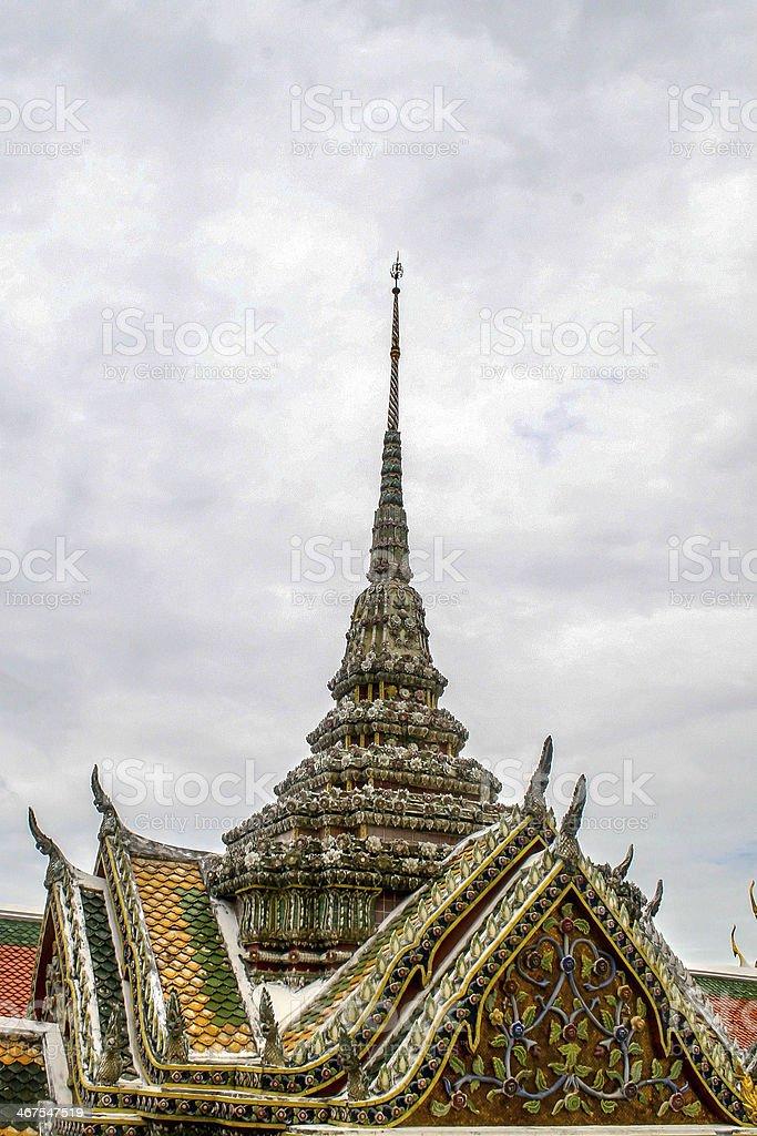 Royal Complex,Bangkok royalty-free stock photo
