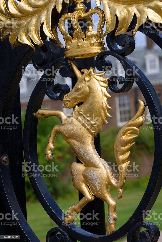 Royal Icon royalty-free stock photo