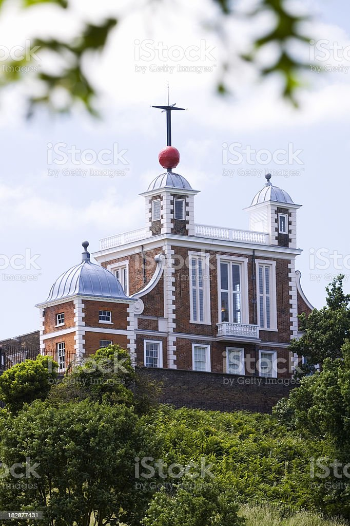 Royal Observatory Greenwich stock photo
