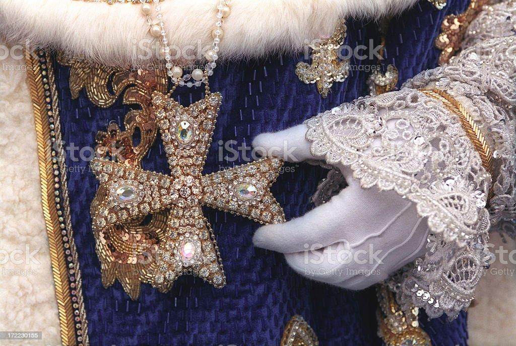 Royal royalty-free stock photo