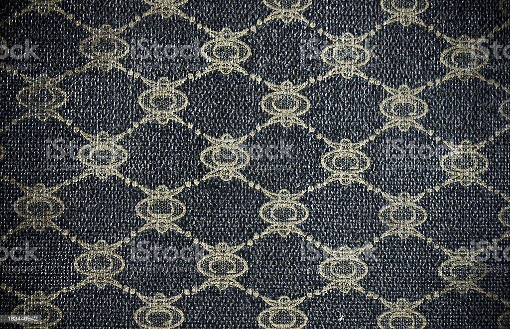 Royal stylish retro damask background or texture royalty-free stock photo