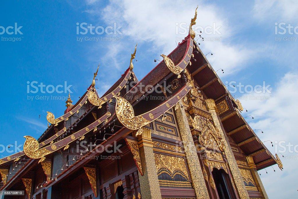 Royalparkrajapruek,Chiang Mai ,Thailand stock photo