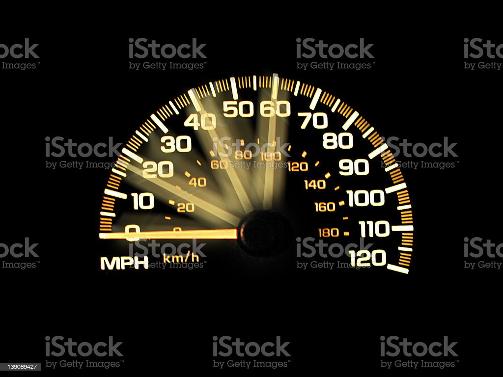 RPMs royalty-free stock photo