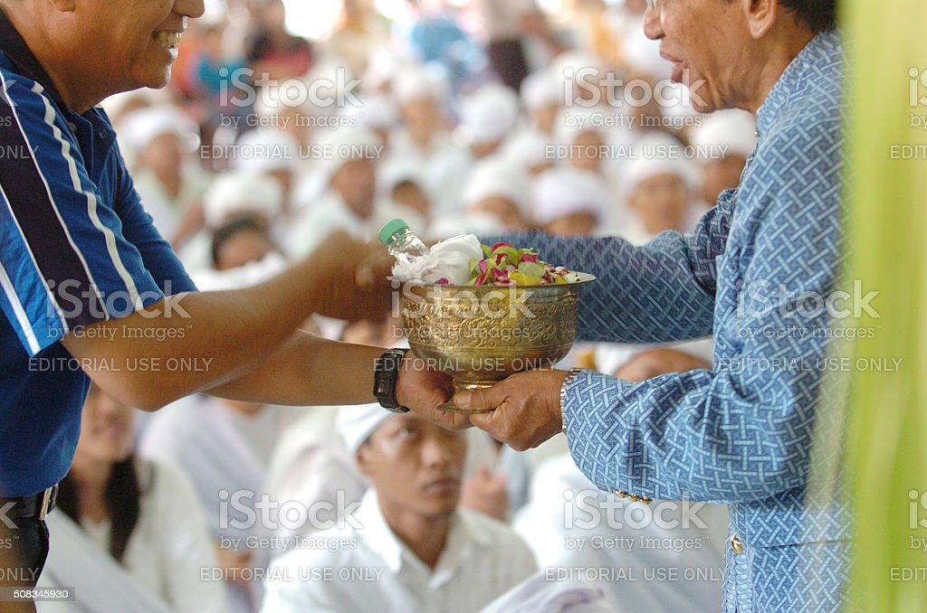Ruatan Indonesia stock photo