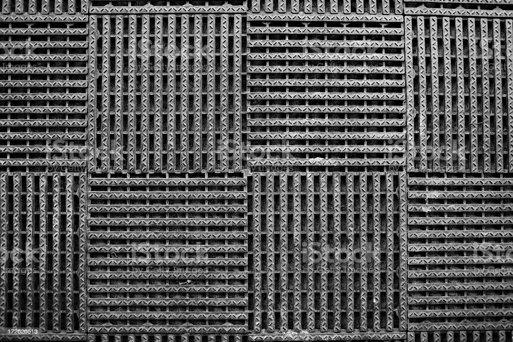 Rubber Tiles royalty-free stock photo