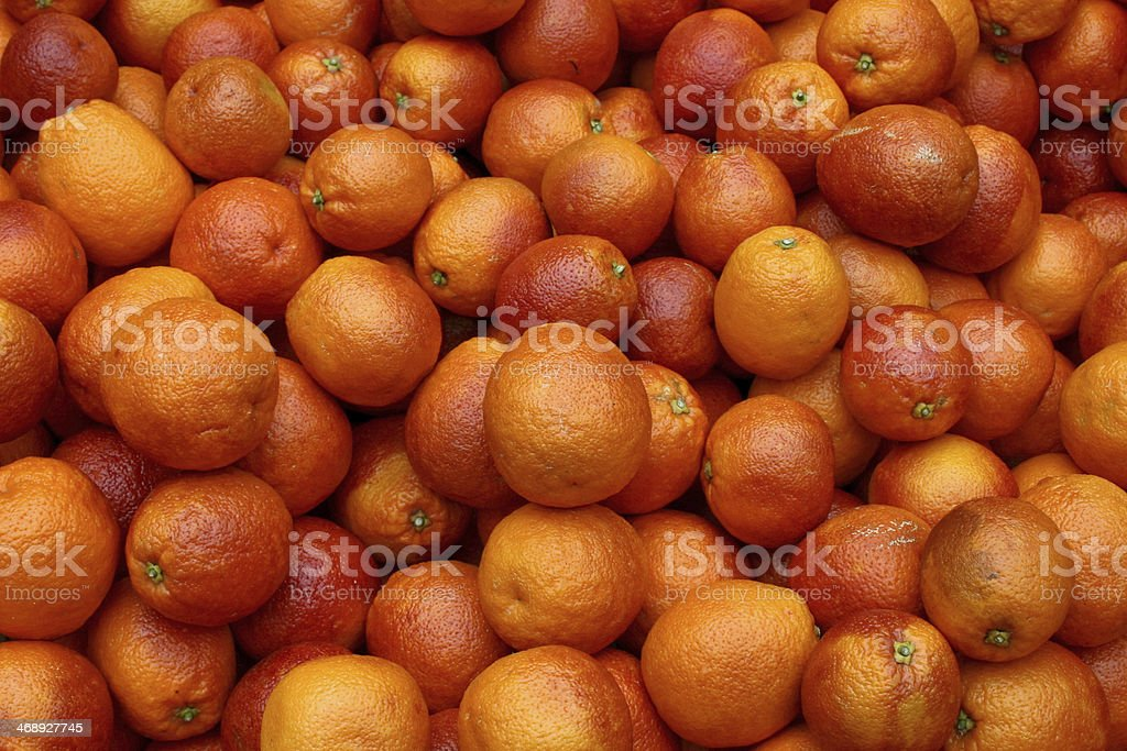 Rubby oranges royalty-free stock photo