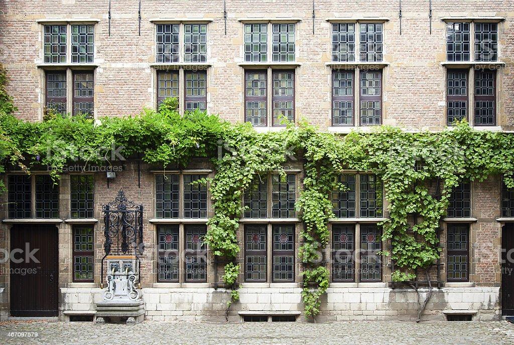 Rubenshouse Antwerp stock photo