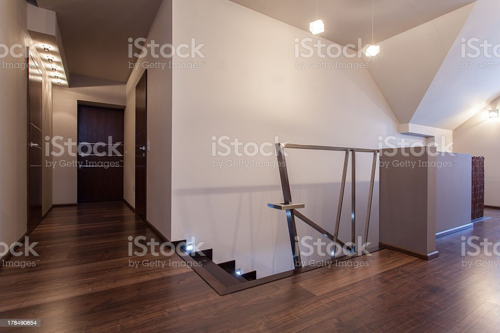 Ruby house - Second floor royalty-free stock photo