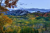 Ruby Ridge Kebbler Pass Colorado