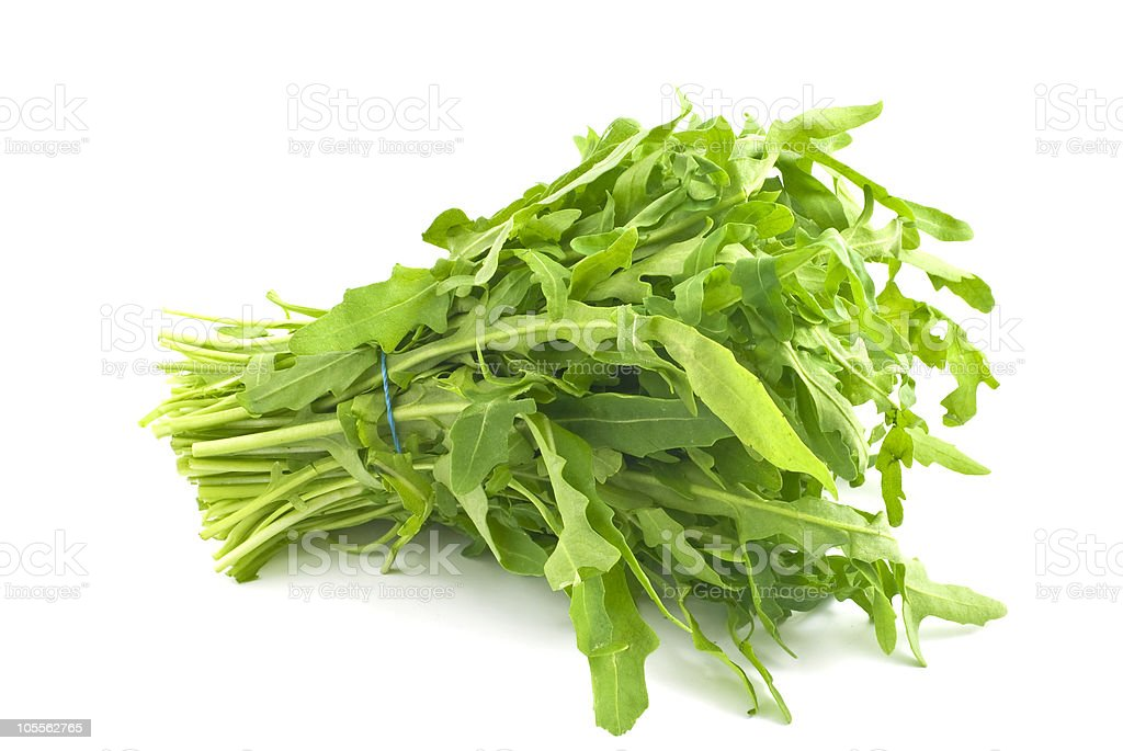 ruccola royalty-free stock photo
