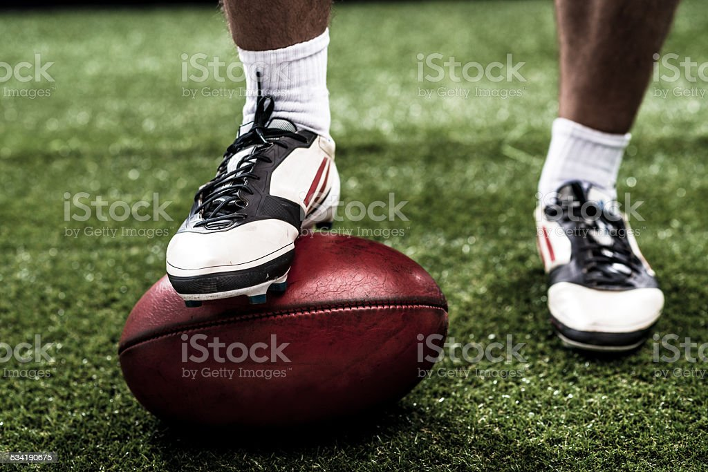 Rugby stock photo