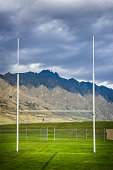 rugby post