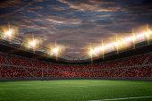Rugby Stadium