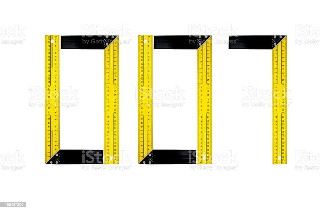 ruler angle royalty-free stock photo