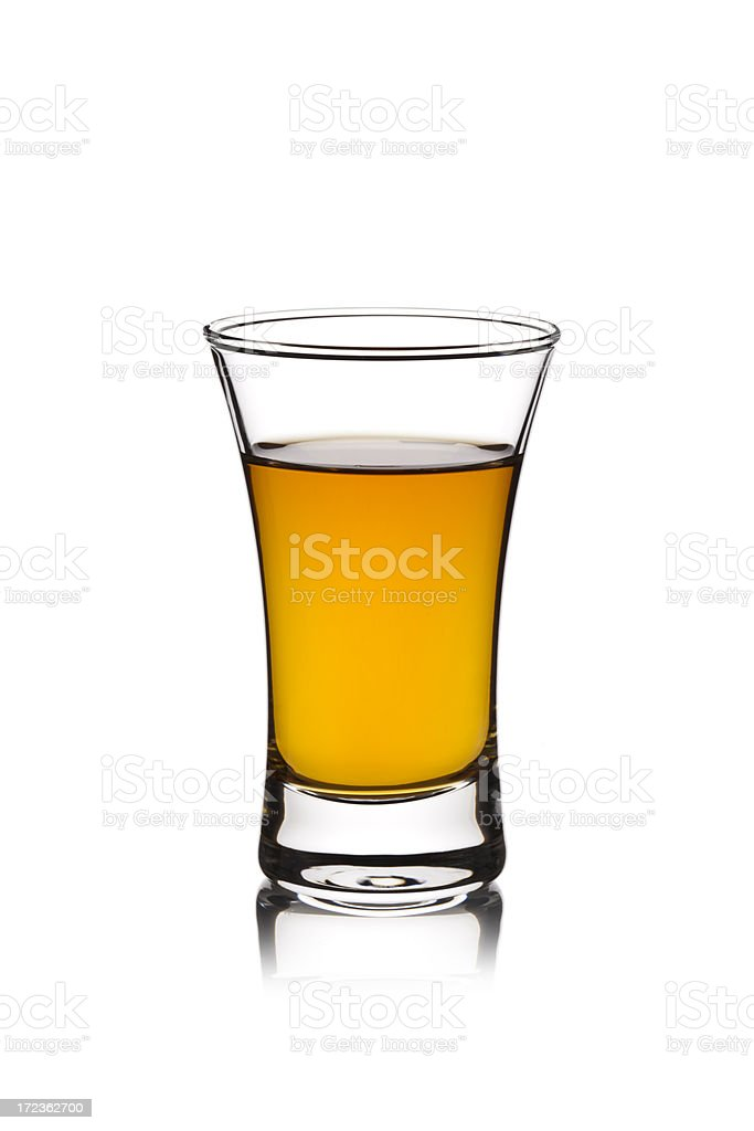 Rum Shoot stock photo