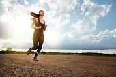 Run, run and run some more