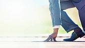 Run towards your business goals