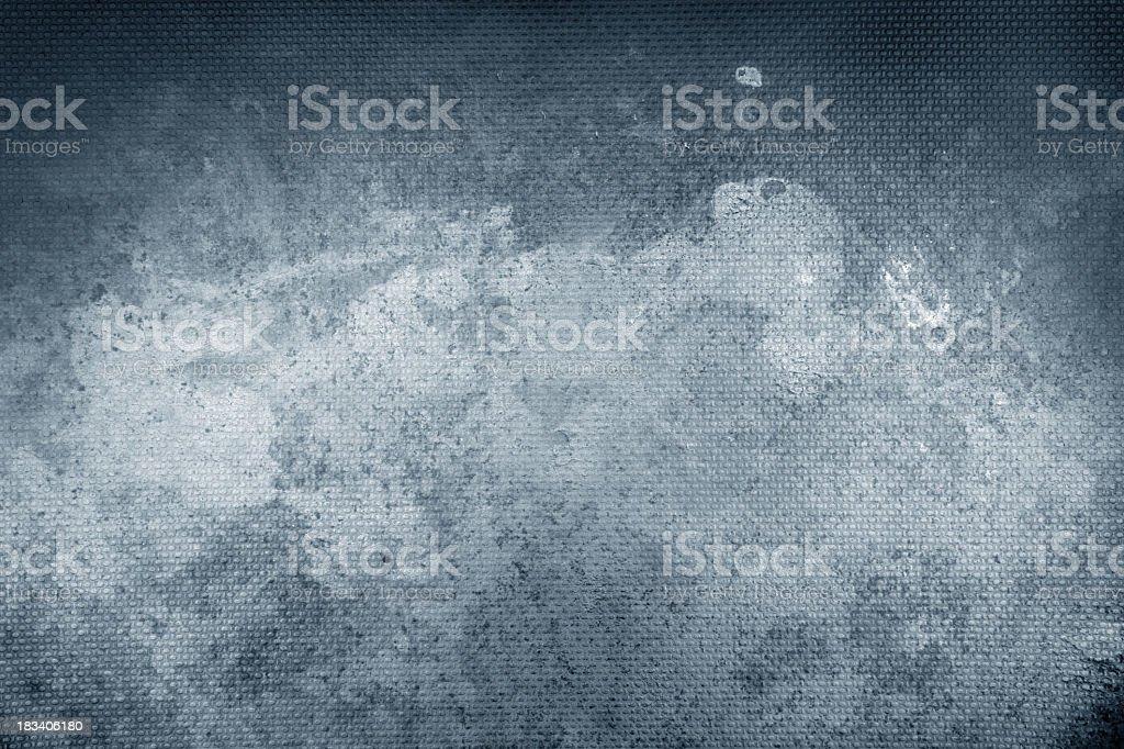 rundown metal royalty-free stock photo