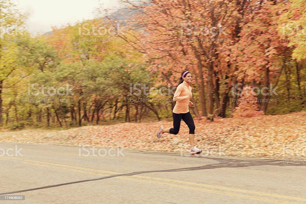 Runner's High stock photo