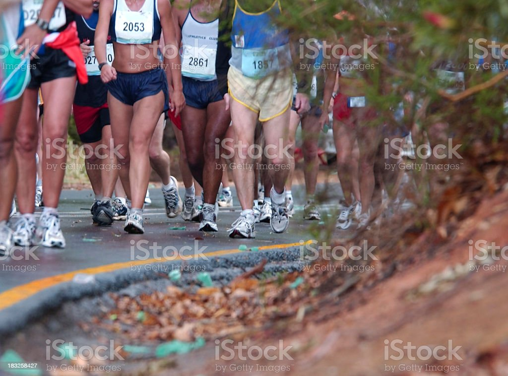 Runners Hill Top royalty-free stock photo