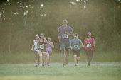 Running a 10K