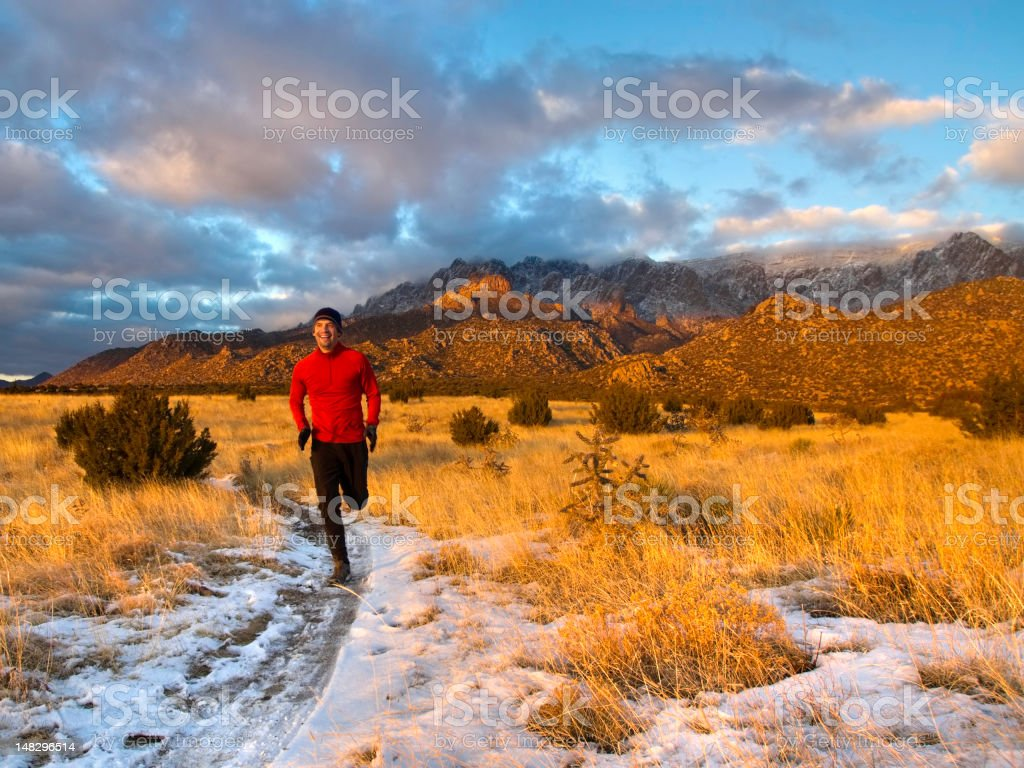 running! royalty-free stock photo