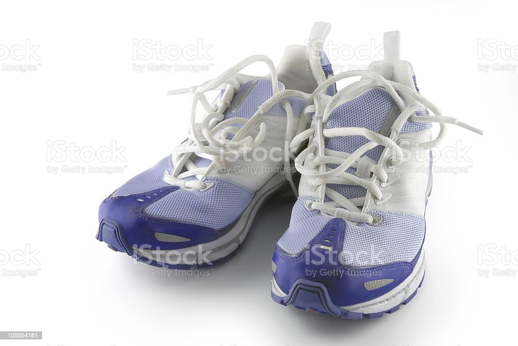 Running Shoe royalty-free stock photo