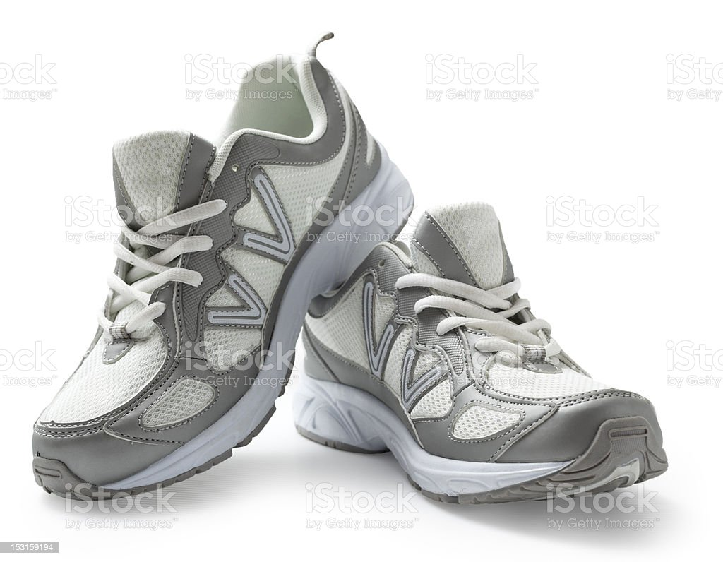Running shoes. royalty-free stock photo