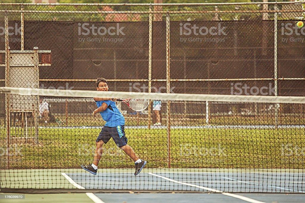 running swing royalty-free stock photo