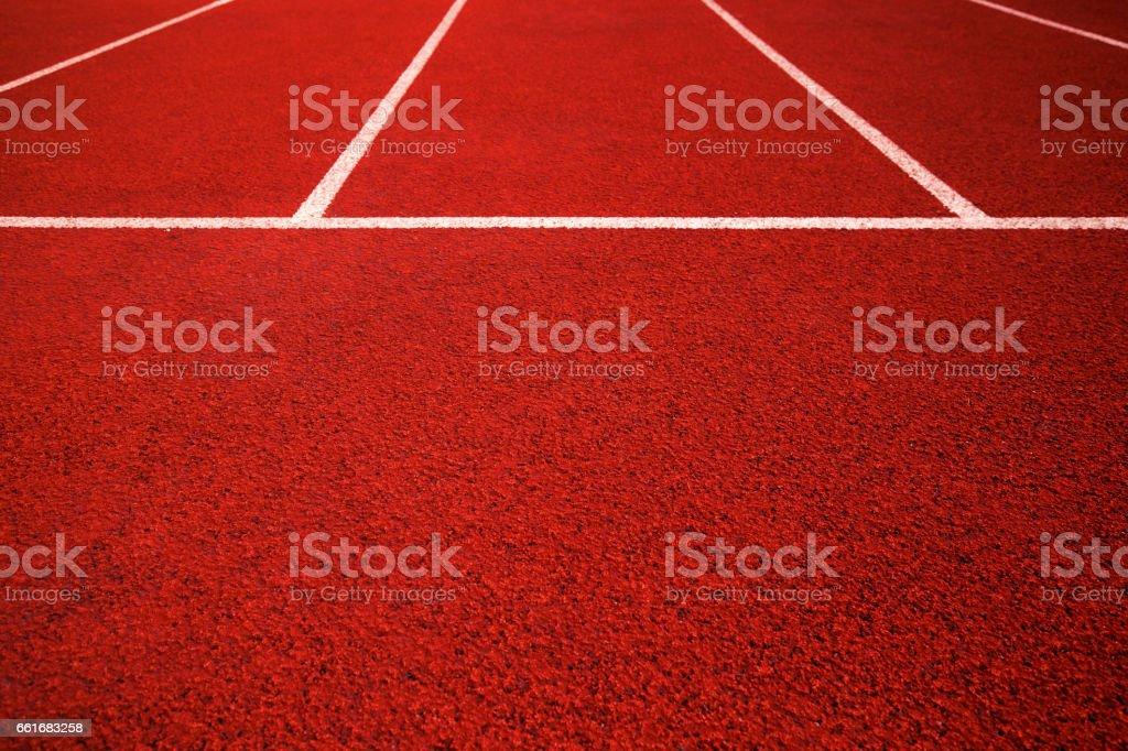 Running Track background textured stock photo