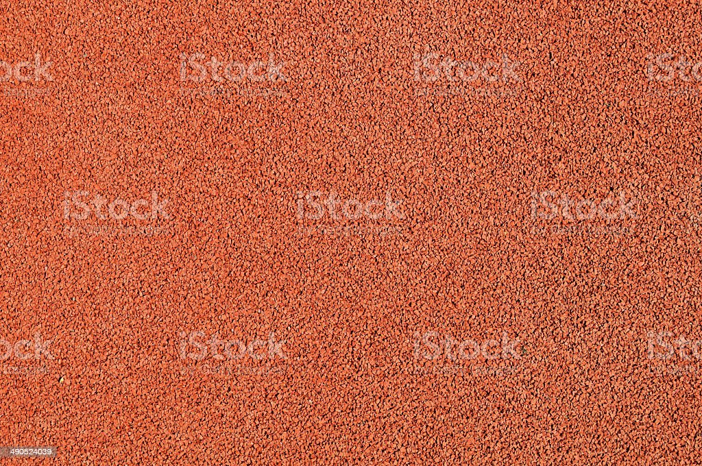 Running track surface royalty-free stock photo