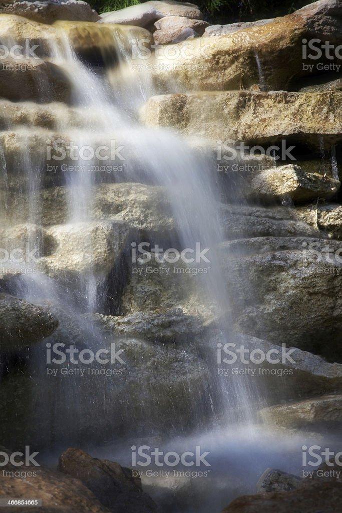 Running Water royalty-free stock photo